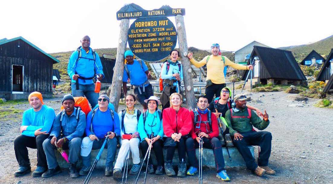 Kilimanjaro Climb Route