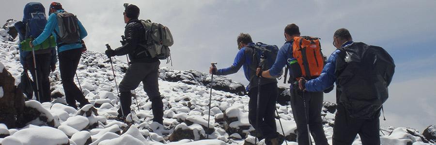 9 Days mount Kilimanjaro Climb northern circuit route