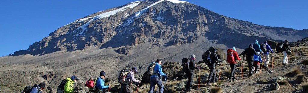 Kilimanjaro Climbing Northern Circuit route 9 days