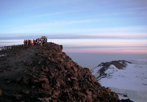 7 days kilimanjaro climb machame route