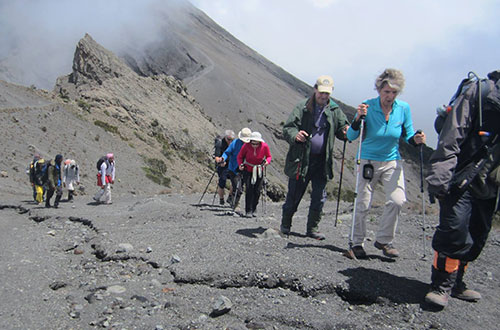 4 Day Mt Meru Trekking Tour